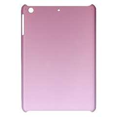 Puce To Pink Lace Gradient Apple Ipad Mini Hardshell Case