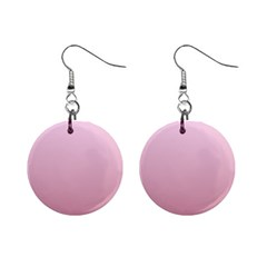 Pink Lace To Puce Gradient Mini Button Earrings