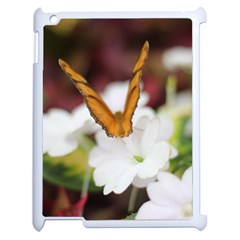 Butterfly 159 Apple Ipad 2 Case (white) by pictureperfectphotography