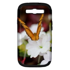 Butterfly 159 Samsung Galaxy S Iii Hardshell Case (pc+silicone) by pictureperfectphotography
