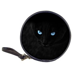 Black Cat Cd Wallet by cutepetshop
