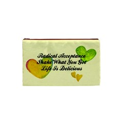 Haes By Joy   Cosmetic Bag (small)   Gqwrjalvfcj4   Www Artscow Com Front