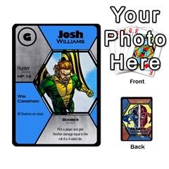 Ace Shadow Hunters   Missouri (stl) By Ajax   Playing Cards 54 Designs   Hc6x0xch2mek   Www Artscow Com Front - SpadeA