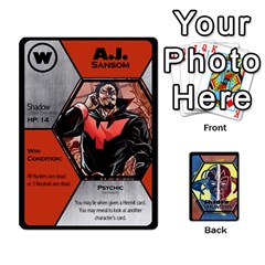 Ace Shadow Hunters   Missouri (stl) By Ajax   Playing Cards 54 Designs   Hc6x0xch2mek   Www Artscow Com Front - DiamondA