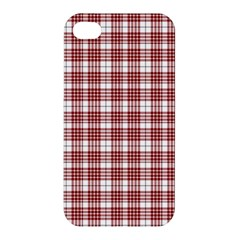 Buchanan Tartan Apple Iphone 4/4s Hardshell Case by BestCustomGiftsForYou