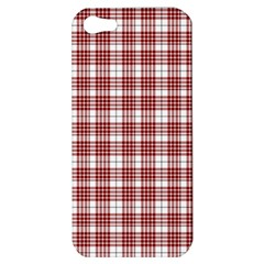 Buchanan Tartan Apple Iphone 5 Hardshell Case by BestCustomGiftsForYou