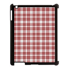 Buchanan Tartan Apple Ipad 3/4 Case (black) by BestCustomGiftsForYou