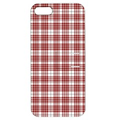 Buchanan Tartan Apple Iphone 5 Hardshell Case With Stand by BestCustomGiftsForYou