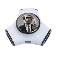 Monkey Business 3 Port Usb Hub by cutepetshop