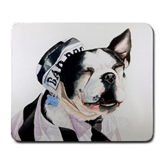 Bad Dog Large Mouse Pad (rectangle) by cutepetshop