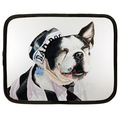 Bad Dog Netbook Case (Large) by cutepetshop