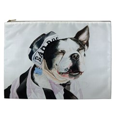 Bad Dog Cosmetic Bag (xxl)