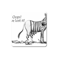 Lost Magnet (square) by cutepetshop