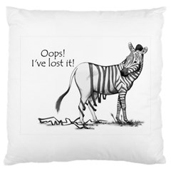 Lost Large Cushion Case (two Sides) by cutepetshop