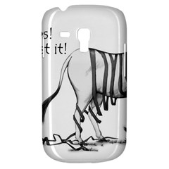 Lost Samsung Galaxy S3 Mini I8190 Hardshell Case by cutepetshop