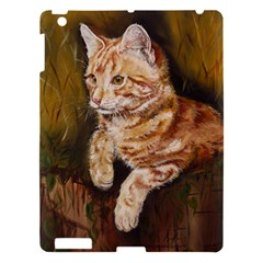 Cute Cat Apple Ipad 3/4 Hardshell Case by cutepetshop