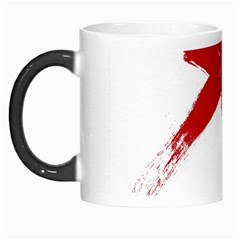 Red X Morph Mug by magann