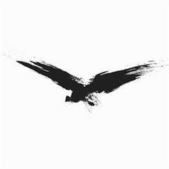 Grunge Bird Canvas 18  X 24  (unframed) by magann