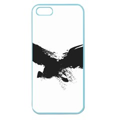 Grunge Bird Apple Seamless Iphone 5 Case (color) by magann