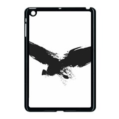 Grunge Bird Apple Ipad Mini Case (black) by magann