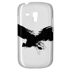 Grunge Bird Samsung Galaxy S3 Mini I8190 Hardshell Case by magann