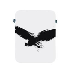 Grunge Bird Apple Ipad 2/3/4 Protective Soft Case by magann