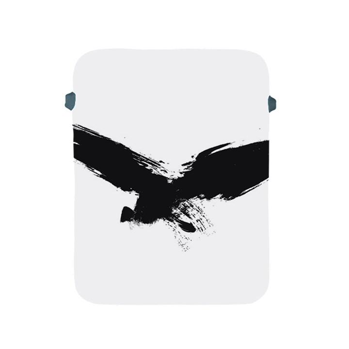 Grunge Bird Apple iPad 2/3/4 Protective Soft Case