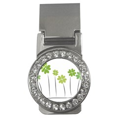 Clover Money Clip (cz) by magann