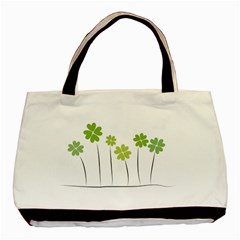 Clover Classic Tote Bag by magann