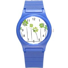 Clover Plastic Sport Watch (small) by magann