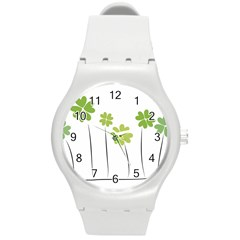 Clover Plastic Sport Watch (medium) by magann