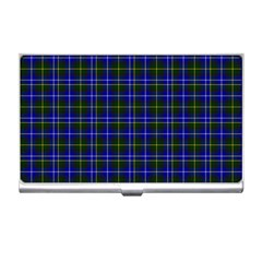 Macneil Tartan   1 Business Card Holder by BestCustomGiftsForYou