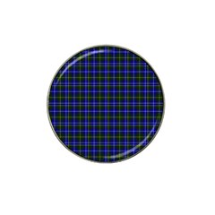 Macneil Tartan   1 Golf Ball Marker (for Hat Clip) by BestCustomGiftsForYou