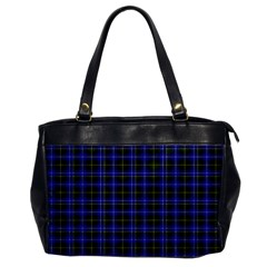 Macneil Tartan   1 Oversize Office Handbag (one Side) by BestCustomGiftsForYou