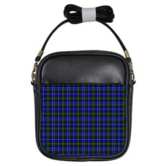 Macneil Tartan   1 Girl s Sling Bag by BestCustomGiftsForYou