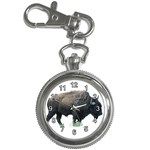 BISON Key Chain Watch