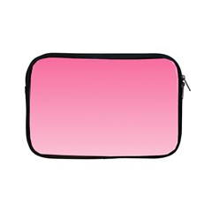 French Rose To Piggy Pink Gradient Apple Ipad Mini Zipper Case