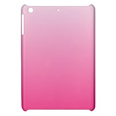 Piggy Pink To French Rose Gradient Apple Ipad Mini Hardshell Case by BestCustomGiftsForYou