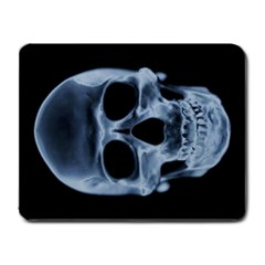 MOUSEPAD-SKULL-XRAY Small Mousepad by yourdezignz