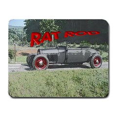 Mousepad-RAT ROD Small Mousepad by yourdezignz