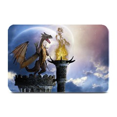Dragon Land 2 Table Mat by gatterwe