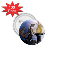 Dragon Land 2 1 75  Button (100 Pack) by gatterwe