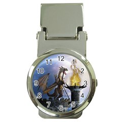 Dragon Land 2 Money Clip With Watch by gatterwe