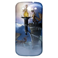 Dragon Land 2 Samsung Galaxy S3 S Iii Classic Hardshell Back Case by gatterwe