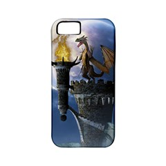 Dragon Land 2 Apple iPhone 5 Classic Hardshell Case (PC+Silicone)