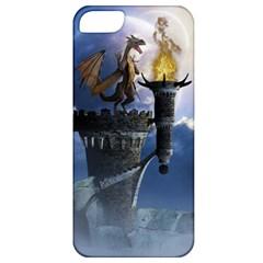 Dragon Land 2 Apple Iphone 5 Classic Hardshell Case by gatterwe