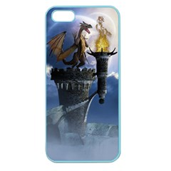 Dragon Land 2 Apple Seamless Iphone 5 Case (color) by gatterwe