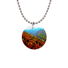 Through The Mountains Button Necklace by Majesticmountain