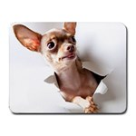 Chihuahua Small Mouse Pad (Rectangle)
