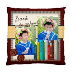 graduation, school life - Standard Cushion Case (One Side)